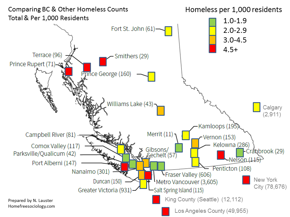 HomelessCount-BC-2018-map